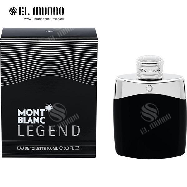 عطر ادکلن مردانه مونت بلنک لجند ادوتویلت ۱۰۰ میل Legend