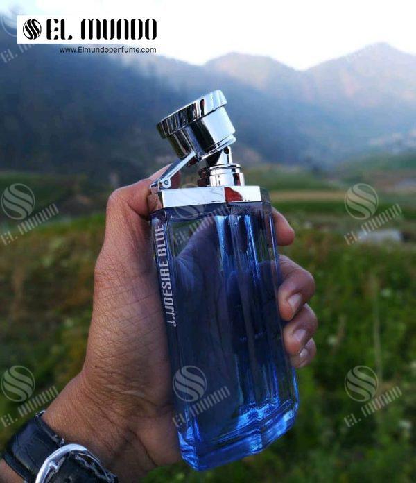 عطر ادکلن ردانه دانهیل ابی دیزایر بلو ادو تویلت ۱۰۰ میل Desire Blue