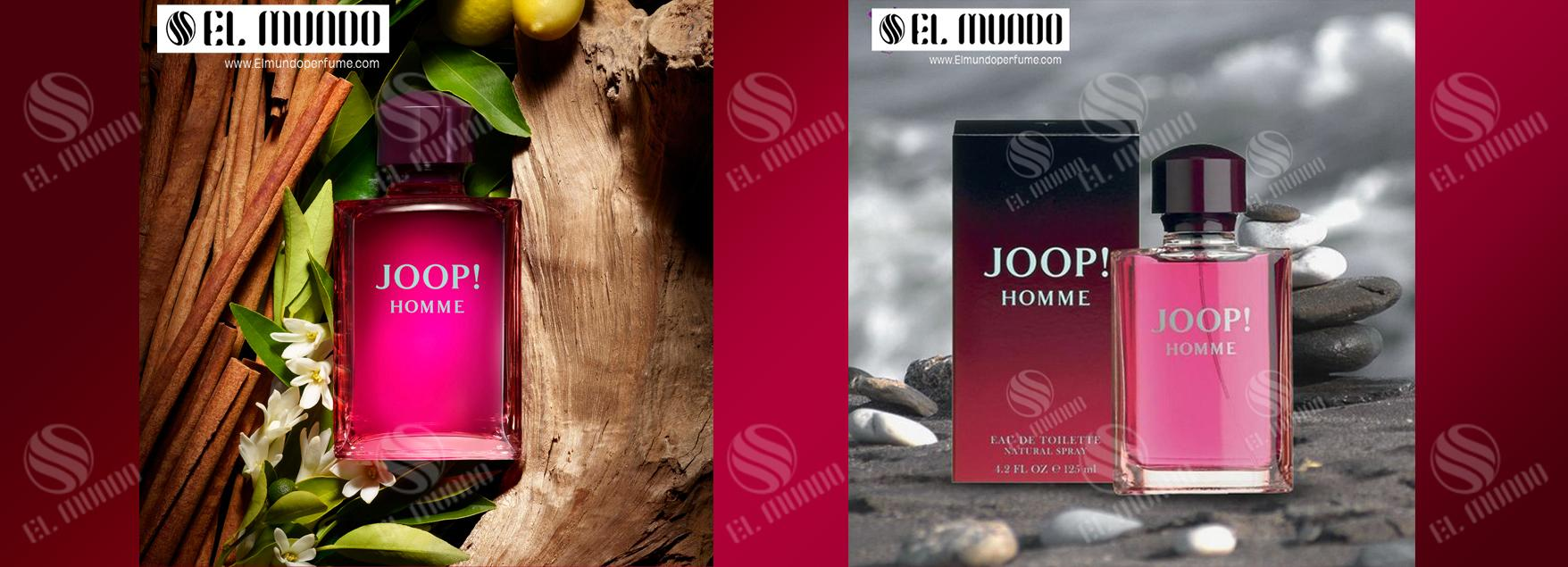 joop ad homme - عطر ادکلن مردانه جوپ هوم ادوتویلت ۱۲۵ میل Joop! Homme