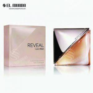 ادوپرفیوم زنانه کلوین کلاین مدل ریویل 300x300 - پرفروش ترین عطر ادکلن الموندو