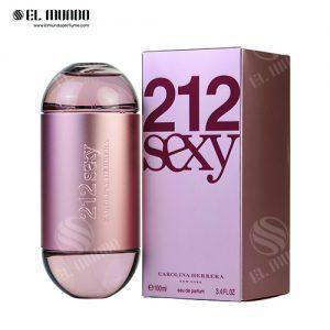 عطر ادکلن زنانه کارولینا هررا سکسی ادوپرفیوم ۱۰۰ میل Sexy 212 Carolina Herrera