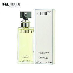 عطر ادکلن سی کی اترنیتی زنانه CK Eternity 300x300 - پرفروش ترین عطر ادکلن الموندو