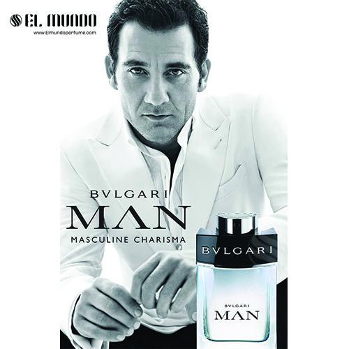 Bvlgari Man Bvlgari for men 1 - عطر ادکلن مردانه بولگاری من ادوتویلت ۱۰۰ میل Bvlgari Man