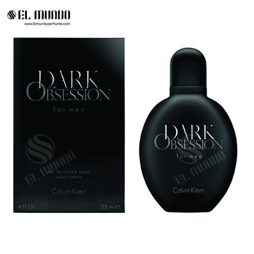 عطر ادکلن مردانه کالوین کلین دراک آبسشن ادوتویلت ۱۲۵ میل Obsession Dark