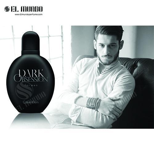 Calvin Klein Obsession Dark for Men Eau De Toilette For Men - عطر ادکلن مردانه کالوین کلین دراک آبسشن ادوتویلت ۱۲۵ میل Obsession Dark