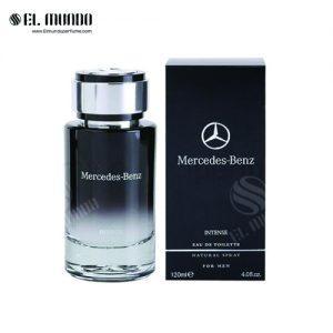 عطر ادکلن مردانه مرسدس بنز اینتس ادوتویلت ۱۲۰ Mercedes Benz Intense