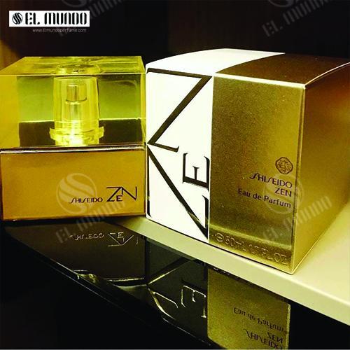 Zen Shiseido for women elmundo - عطر ادکلن زنانه شیسیدو زن ادو پرفیوم ۱۰۰ میل Zen for Women