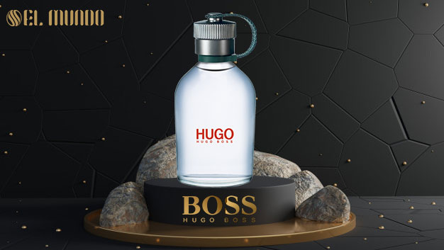 hugo hugo boss for men 1 - عطر ادکلن مردانه هوگو باس هوگو من – هوگو سبز ادوتویلت ۲۰۰ میل Hugo Hugo Boss