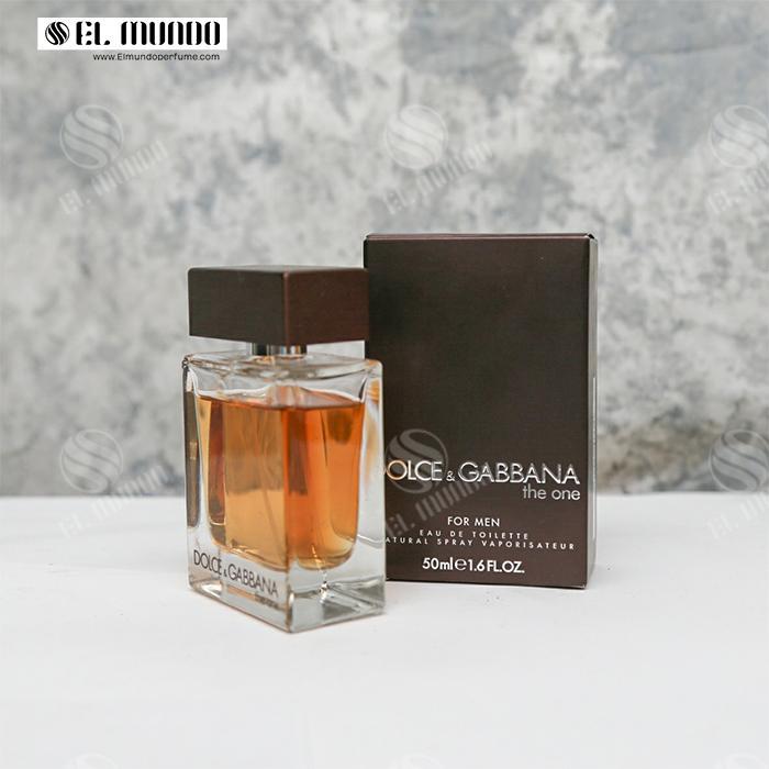 عطر ادکلن مردانه دولچه اند گابانا د وان ادوتویلت ۱۰۰ میل Dolce&Gabbana The One