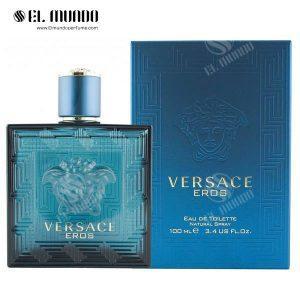 عطر ادکلن مردانه ورساچه ایروس ادوتویلت ۱۰۰ میل Eros Versace for men