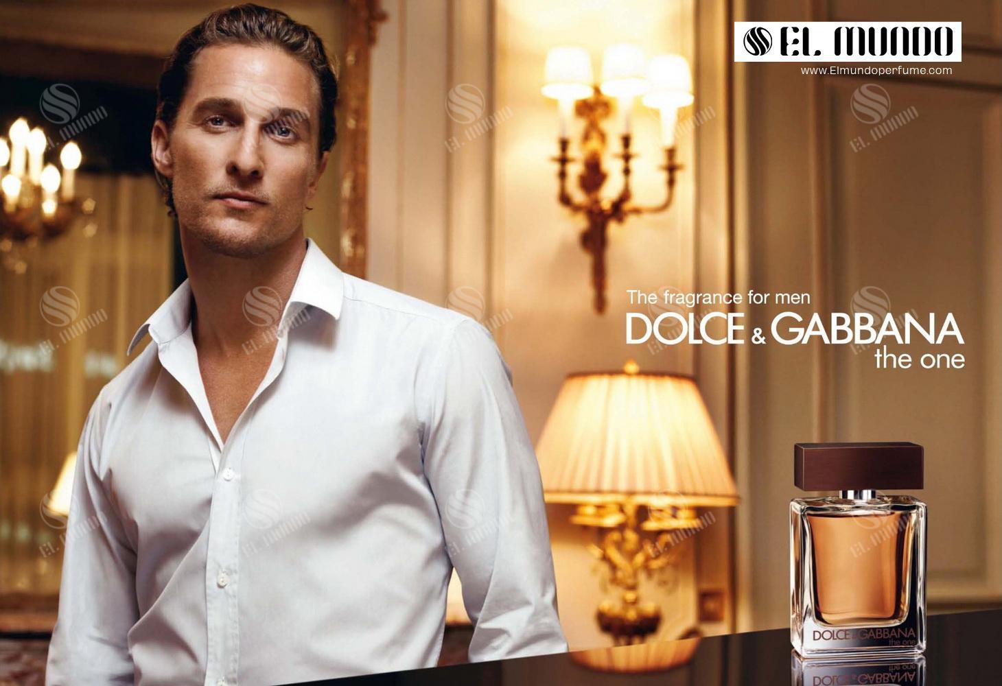 o.61931 - عطر ادکلن مردانه دولچه اند گابانا د وان ادوتویلت ۱۰۰ میل Dolce&Gabbana The One