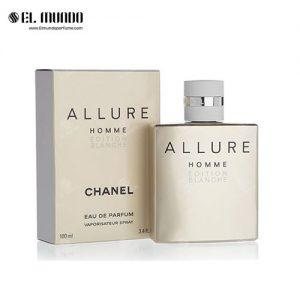 عطر ادکلن مردانه شنل آلور هوم ادیشن بلانش ادوپرفیوم ۱۰۰ میل Allure Homme Edition Blanche