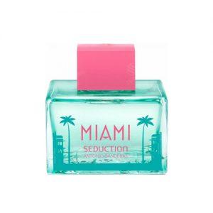 عطر ادکلن مردانه آنتونیو باندراس بلک میامی سداکشن ادو تویلت ۱۰۰ میل Miami Seduction In Black