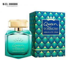 Queen Of Seduction Absolute Diva Antonio Banderas for women 300x300 - پرفروش ترین عطر ادکلن الموندو