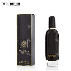 عطر ادکلن زنانه کلینیک آروماتیک این بلک ادوپرفیوم ۵۰ میل Aromatics in Black