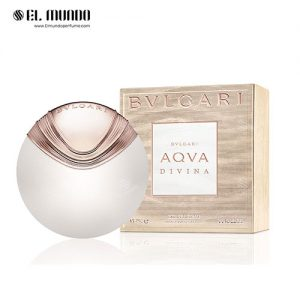 عطر و ادکلن زنانه بولگاری اکوا دیوینا ادوتویلت ۶۵ میل Aqva Divina