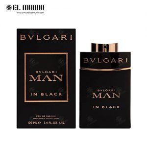 عطر و ادکلن مردانه بولگاری من این بلک ادوپرفیوم ۱۰۰ میل Bvlgari Man In Black