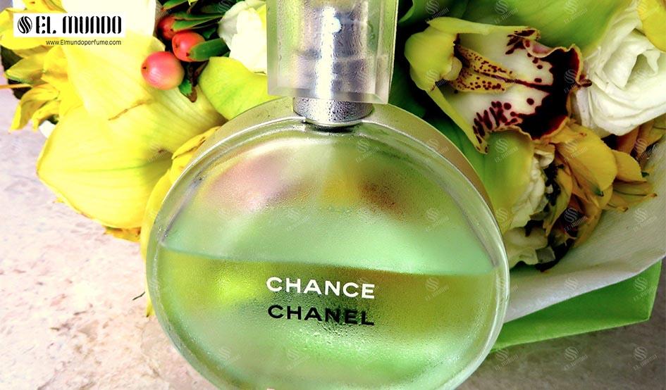 Chance Eau Fraiche Chanel for women 1 - عطر و ادکلن زنانه شنل چنس او فرش-سبز ادو تویلت ۱۰۰ میل Chance Eau Fraiche