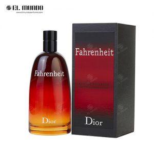 عطر ادکلن مردانه دیور فارنهایت ادوتویلت ۱۰۰ میل Fahrenheit Dior