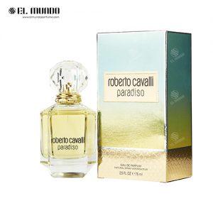 Paradiso Roberto Cavalli for women 75ML 300x300 - پرفروش ترین عطر ادکلن الموندو