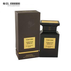 عطر ادکلن تام فورد توباکو وانیل ادوپرفیوم ۱۰۰ میل Tobacco Vanille