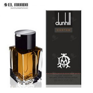 عطر ادکلن مردانه دانهیل کاستوم ادوتویلت ۱۰۰ میل Custom Alfred Dunhill