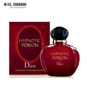 عطر ادکلن زنانه دیور هیپنوتیک پویزن ادوتویلت ۱۰۰ میل Hypnotic Poison