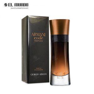 عطر ادکلن مردانه جورجیو آرمانی آرمانی کد پروفومو ۱۱۰ میل Armani Code Profumo