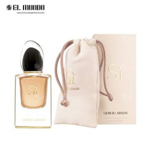عطر ادکلن زنانه جورجیو آرمانی سی له ۲۰۱۶ پارفوم ۴۰ میل Si Eau de Parfum