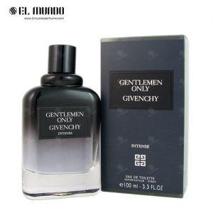 عطر ادکلن مردانه جیوانچی جنتلمن اونلی اینتنس ادوتویلت ۱۰۰ میل Gentlemen Only Intense Givenchy