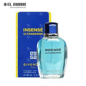 عطر ادکلن مردانه جیوانچی اینسنس اولترامارین ادوتویلت ۱۰۰ میل Insense Ultramarine Givenchy