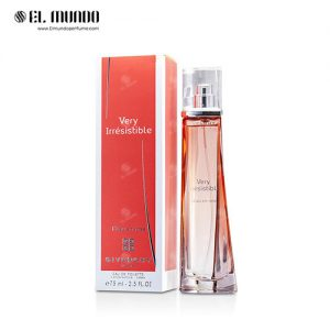 عطر ادکلن زنانه جیوانچی وری ایرسیستیبل لئو ان رز ادوتویلت ۷۵ میل Very Irresistible L'Eau en Rose Givenchy