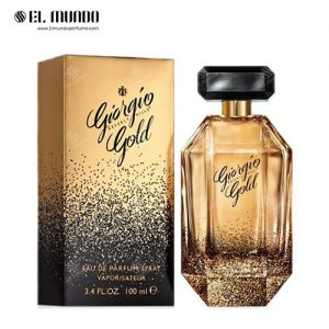 عطر ادکلن زنانه جورجیو بورلی هیلز گلد ادوپرفیوم ۱۰۰ میل Giorgio Beverly Hills Gold