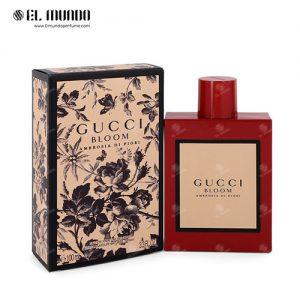 عطر ادکلن زنانه گوچی بلوم آمبرزیا دی فیوری ادوپرفیوم ۱۰۰ میل Gucci Bloom Ambrosia di Fiori