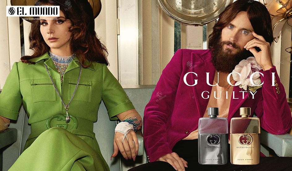 Gucci Guilty Pour Femme - عطر ادکلن زنانه گوچی گیلتی رولیشن پور فیم ۹۰ میل Gucci Guilty Eau de Parfum