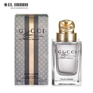 عطر ادکلن مردانه گوچی مید تو میژر ادو تویلت ۹۰ میل Made to Measure Gucci