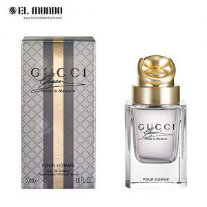 عطر ادکلن مردانه گوچی مید تو میژر ادو تویلت ۵۰ میل Made to Measure Gucci