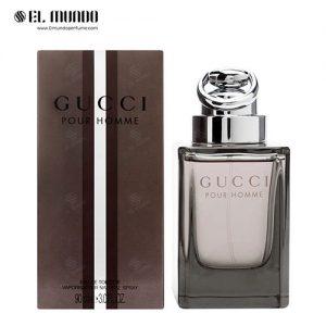 عطر ادکلن مردانه گوچی بای گوچی پورهوم ادوتویلت ۹۰ میل Gucci by Gucci Pour Homme
