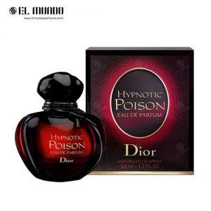عطر ادکلن زنانه دیور هیپنوتیک پویزن ادو پرفیوم ۱۰۰ میل Hypnotic Poison EDP