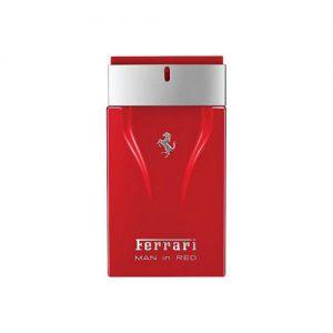 تستر عطر ادکلن مردانه فراری من این رد فراری قرمز ادو تویلت ۱۰۰ میل Man in Red Ferrari