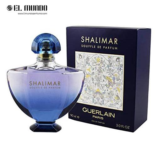 عطر ادکلن گرلن زنانه شالیمار شافل دپرفیوم ۹۰ میل Shalimar Souffle de Parfum Guerlain