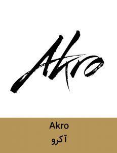 akro brand 231x300 - برند
