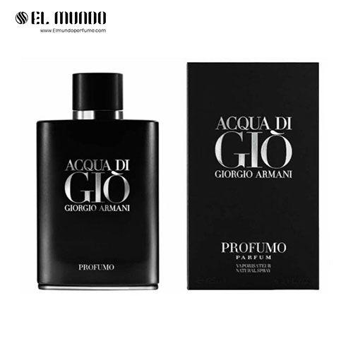 عطر ادکلن مردانه جورجیو آرمانی آکوا دی جیو پروفومو ۱۲۵ میل Acqua di Gio Profumo