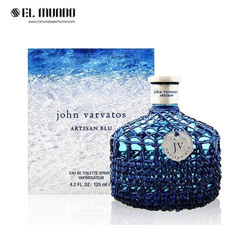 عطر ادکلن مردانه جان وارواتوس آرتیسان بلو ادوتویلت ۱۲۵ میل Artisan Blu John Varvatos