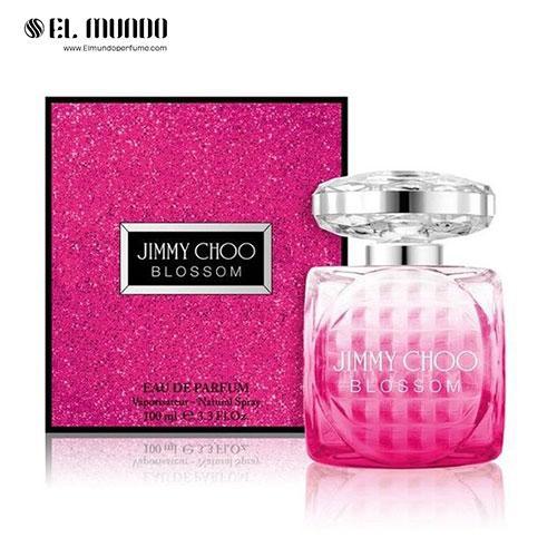 عطر ادکلن زنانه جیمی چو بلوسوم ادوپرفیوم ۱۰۰ میل Blossom Jimmy Choo