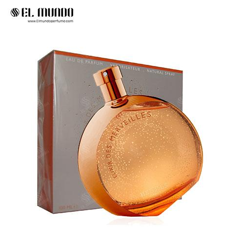 Elixir des Merveilles Limited Edition Collector Hermès for women100ml 1 - پرفروش ترین عطر ادکلن الموندو