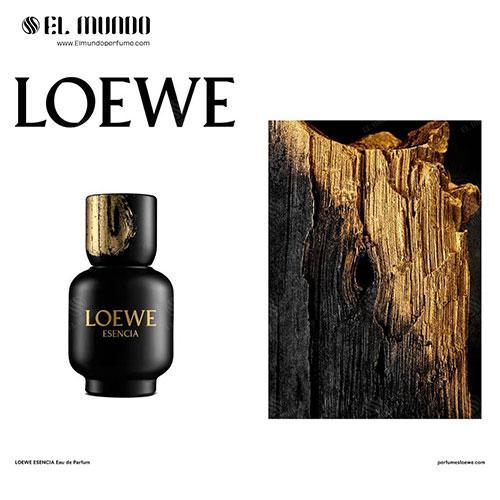 عطر ادکلن مردانه لوئو-لوئوه اسنسیا پور هوم ادوپرفیوم ۱۰۰ میل Esencia pour Homme Eau de Parfum Loewe