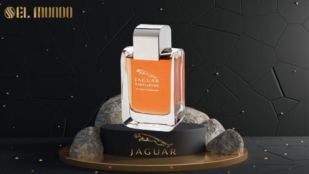 Excellence Jaguar for men 100ml edt 4 - عطر ادکلن مردانه جگوار اکسلنس ادوتویلت ۱۰۰ میل Excellence Jaguar for men