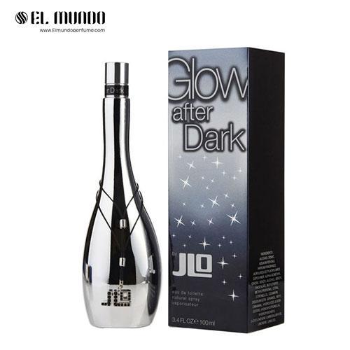عطر ادکلن زنانه جنیفر لوپز گلو افتر دارک ادوتویلت ۱۰۰ میل Glow after Dark Jennifer Lopez