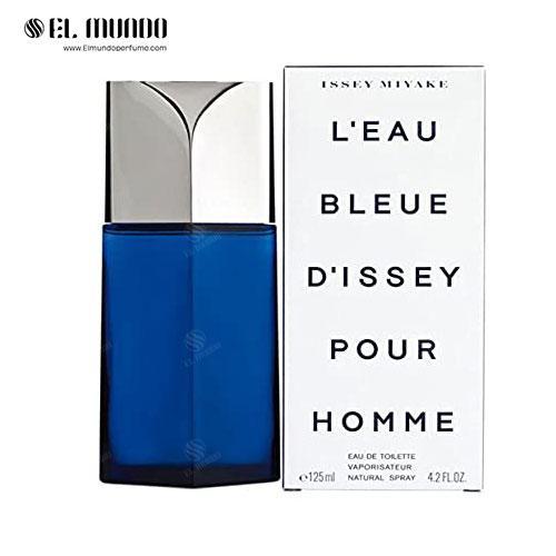عطر ادکلن مردانه ایسی میاکه لئو بلو د ایسه پور هوم ادوتویلت ۱۲۵ میل L'Eau Bleue d'Issey Pour Homme
